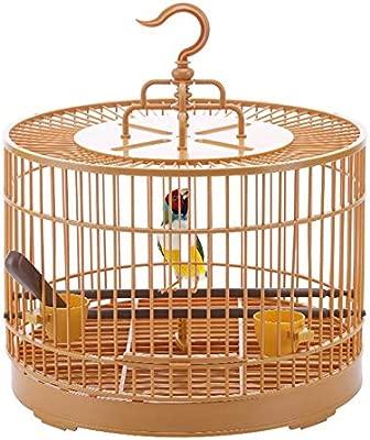 Augproveshak Jaula de pájaros, Jaula de Loro Transpirable DIY ...