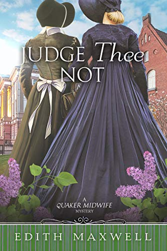Image result for judge thee not by edith maxwell
