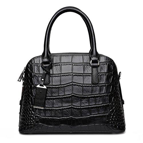 Pour Femme Vert Crocodile Populaire Sac À Black En Nouveau Bandoulière Meaeo BO6q8