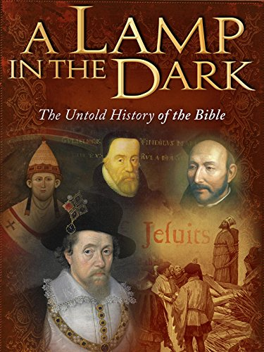VHS : A Lamp in the Dark: Untold History of the Bible - (2009)