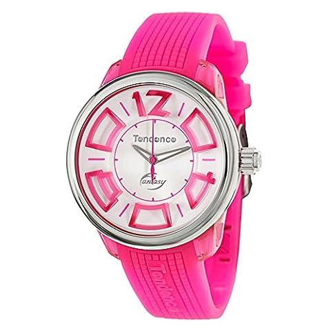 Tendence Fantasy Fluo Women's Quartz Watch TG631002 (Fantasy Wrist Watch)