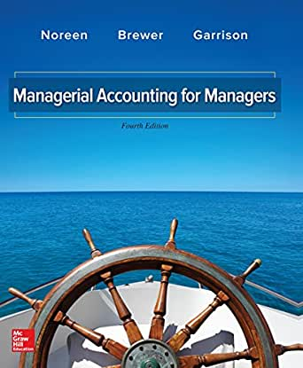 managerial accounting for managers pdf