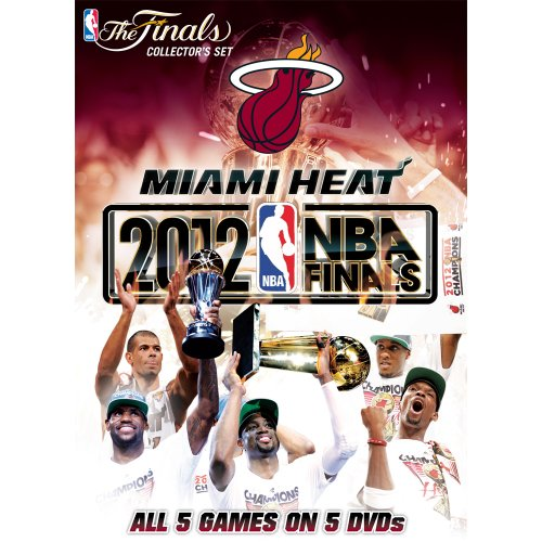Miami Heat: 2012 NBA Finals Series (Collector's Edition)
