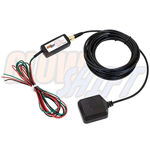 GlowShift GPS Speedometer Sensor Adapter Kit