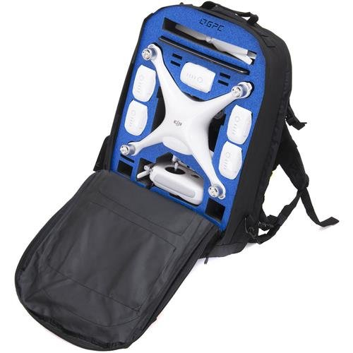 Go Professional Cases Backpack with Shoulder Strap Option for the Phantom 4/Phantom 4 Pro by GoProfessional Cases (Image #4)