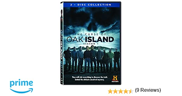 The Curse Of Oak Island: Season 1: Amazon ca: Robert Clotworthy, Dan