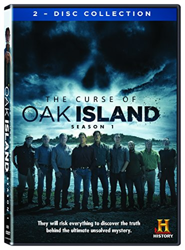 The Curse Of Oak Island [DVD] - Stores The Oaks