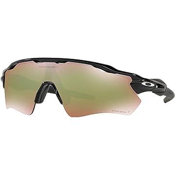 top best Oakley Men's Radar OO9208-07 Shield Sunglasses