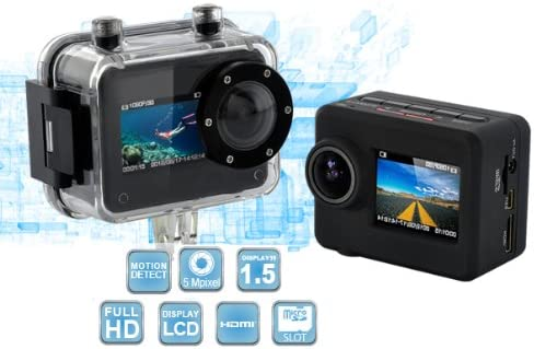 Nordmende nordcam Sport Camera Full HD Action-CAM cámara ...