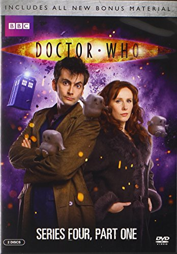 - Doctor Who: Series Four Part One and Part Two (2pack/Giftset/DVD)