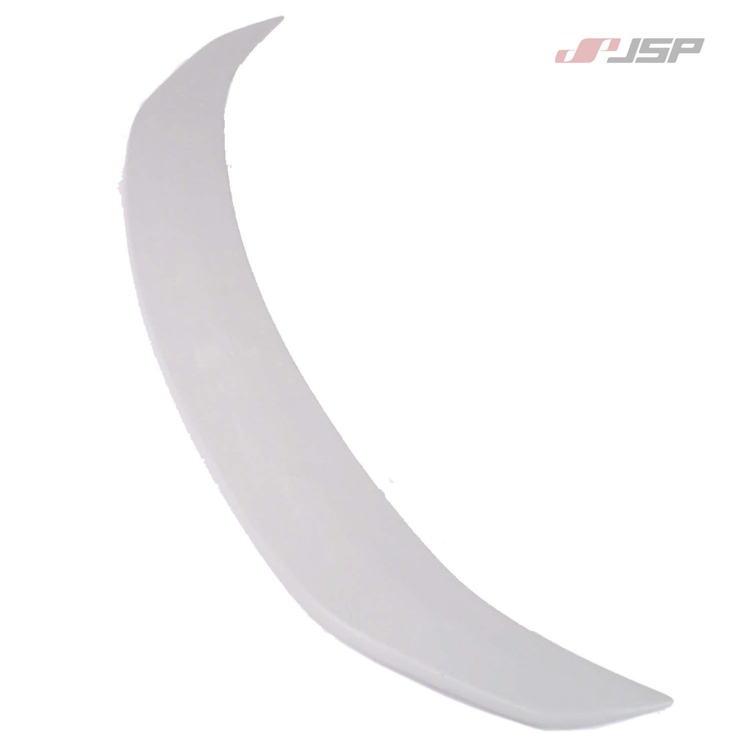 JSP Painted Rear Wing Lip Spoiler Compatible with 2010-2012 Ford Taurus SHO UH Tuxedo Black Factory Style 333043