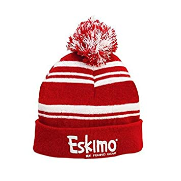 Eskimo Knit Stocking Cap with Ball 650f5d3eb99