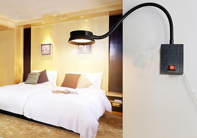 Semplice lampada da comodino a led comodino per lampade da