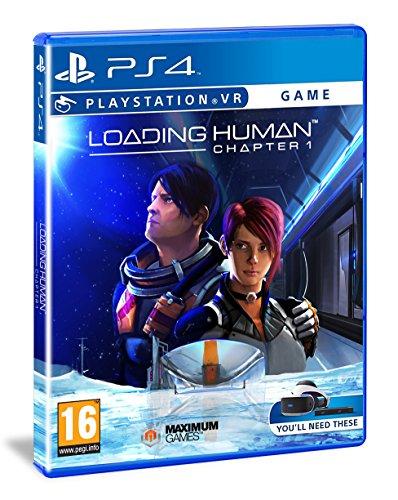 Ps4 cargando humanos (vr)