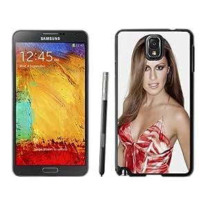 Fashion DIY Custom Designed Samsung Galaxy Note 3 Phone Case For Nazan Eckes Long Hair Phone Case Cover