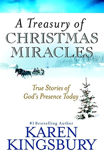 A Treasury of Christmas Miracles: True Stories of God's Presence Today (Miracle Books Collection) (Light Christmas Controller)