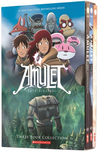 Amulet Box - Amulet Boxset: Books 1-3