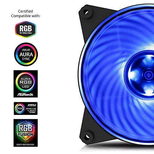 Case Fans Cooler Master Mfy P4dc 153pc R1 Masterfan Pro