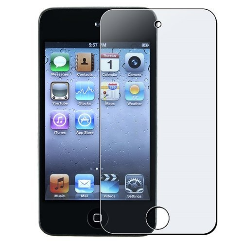 BlastCase 1PCS LCD Full Cover Screen Guards/Protectors for Apple iPod Touch 4 / 4G / 4th Gen Generation