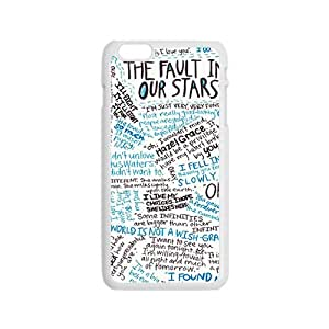 Simple graffitti motto pattern Cell Phone Case for iPhone 6