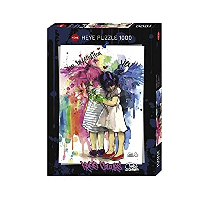 Heye 29826 Imagination Puzzles: Toys & Games
