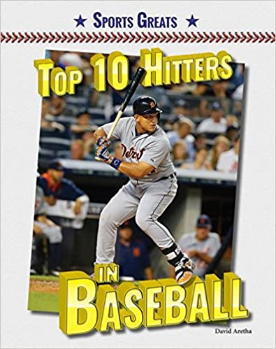Top 10 Hitters in Baseball (Sports Greats)
