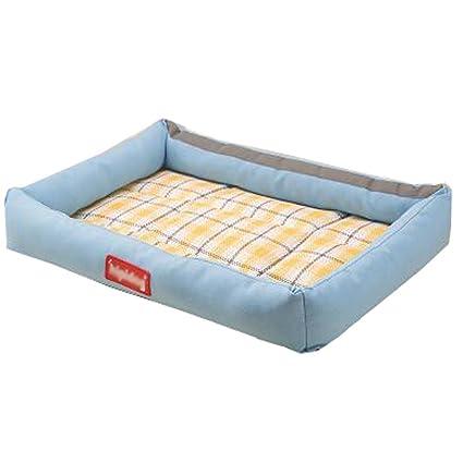 Cuatro estaciones perro común de la cama estera de gato estera de verano lindo Cushing perro