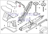 BMW Genuine Car Tool/Lifting Jack Misc. Body Parts/Floor Pan Rear Tension Strap X5 3.0i X5 4.4i X5 4.6is X5 4.8is