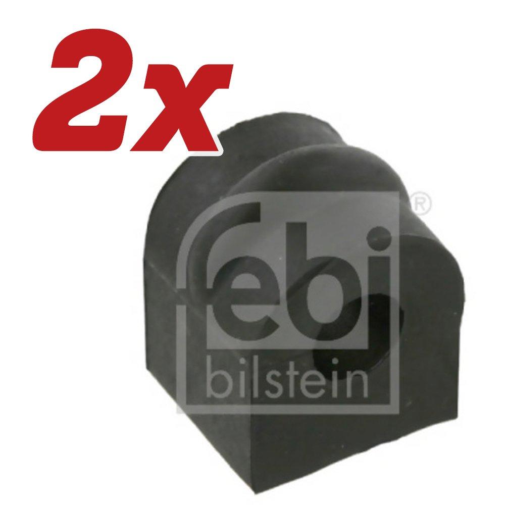 Stabilisator 2x FEBI BILSTEIN Lagerung