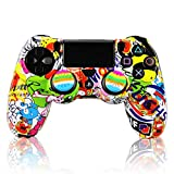PS4 Controller Cover, Protective Hard Skin Kits for PS4 PS4 Pro/Slim Wireless Controller