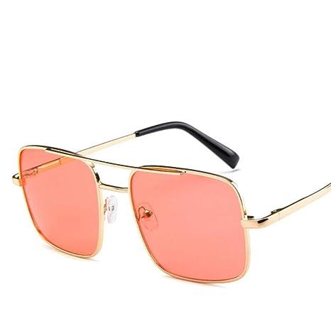 Yangjing-hl Gafas de Sol Hombres Oversize Driving Cool Sun ...