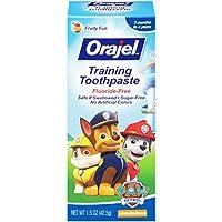 Orajel PAW Patrol Training pasta de dientes, 1.5 onzas