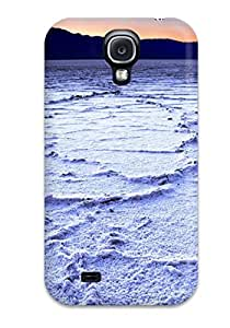 Hot Snap-on Salt Flats California Digital Hard Cover Case/ Protective Case For Galaxy S4