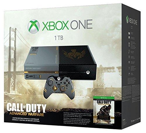 xbox one console cod bundle - 6