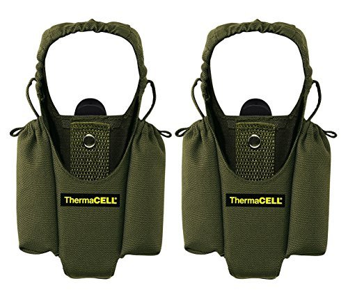 - Thermacell Mosquito Repellent Appliance Holster, Olive, 2-Pack