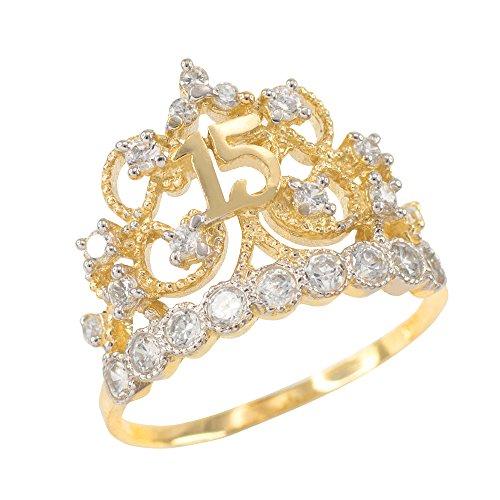 10k Gold Crown - 4
