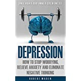 ☆★☆ NEW RELEASE!!☆★☆Are you depressed all the time and not sure why? Do you find yourself suffering from a persistent empty feeling over a long period of time?Have a difficult time making decisions and feeling irritated over the slightest things?Do y...