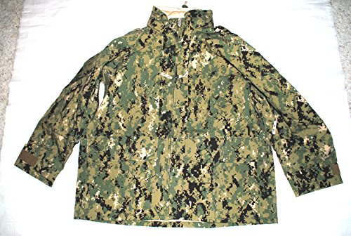 (Genuine Us Navy Nwu Ecwcs Aor2 Type III Cold Weather Goretex Parka - X-Large)