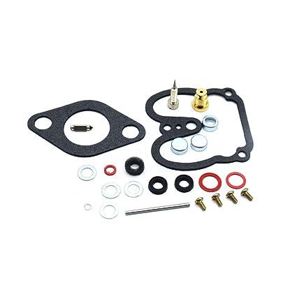 Karbay Carb Repair Carburetor Rebuild Kit For Wisconsin LQ37 VG4D V460D  VH4D V465D W4-1770