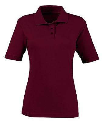 Alexandra stc-nf231bu-xl camisa de Polo para mujer, plain, 65% poliéster/35% algodón, tamaño extragrande), color granate: Amazon.es: Industria, empresas y ciencia