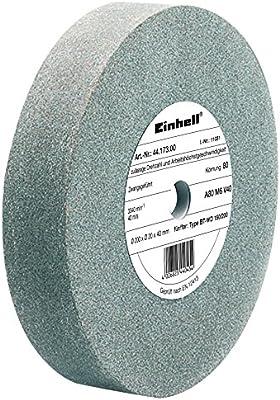 Einhell 4417300 Muelas para esmeriladora agua (diámetro 200 x 20 x ...