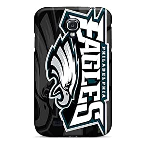 Galaxy S4 Cover Case - Eco-friendly Packaging(philadelphia Eagles) by icecream design