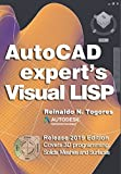 img - for AutoCAD expert's Visual LISP book / textbook / text book
