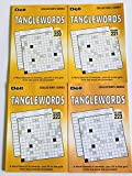 Volumes 220, 221, 222, and 223 of Tanglewords from Penny Press Selected Puzzle Series (Letterboxes)