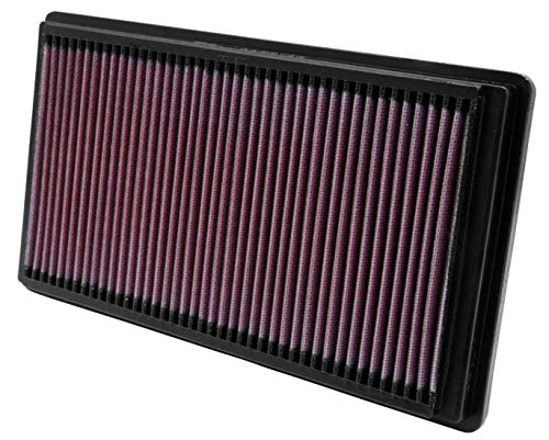 K&N Engine Air Filter: High Performance, Premium, Washable, Replacement Filter: 1999-2009 JAGUAR/LINCOLN/FORD (S-Type, LS, Thunderbird, Focus RS) , 33-2266