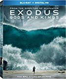 Exodus: Gods and Kings Blu-ray