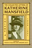 img - for The Collected Letters of Katherine Mansfield: Volume Four: 1920-1921 (Collected Letters of Katherine Mansfield Vol. 4) 1st edition by Mansfield, Katherine (1996) Hardcover book / textbook / text book