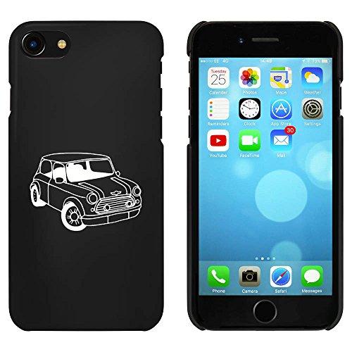 Noir 'Mini Cooper Voiture' étui / housse pour iPhone 7 (MC00084732)