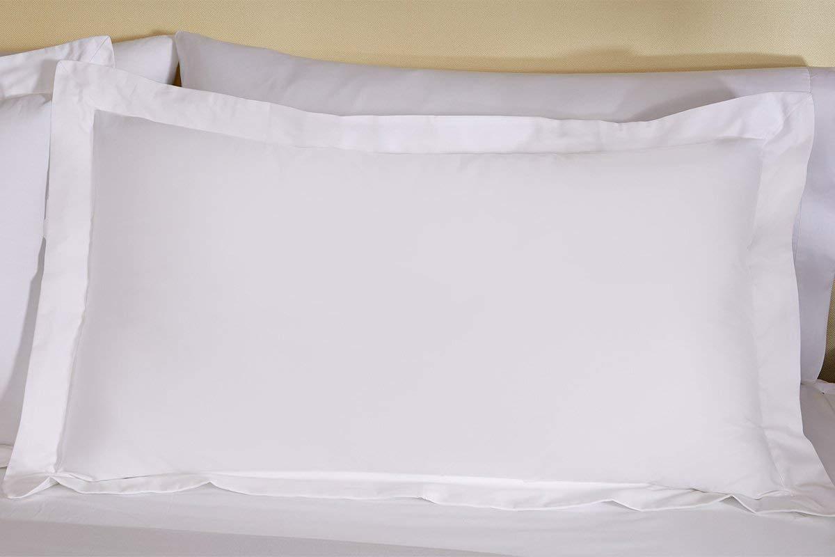 Decorative King Pillow Shams.Dakus Beddings King Pillow Shams White Set Of 2 600 Thread Count 100 Egyptian Cotton Cushion Cover Decorative Pillow Cover Pack Of 2 King 20x40