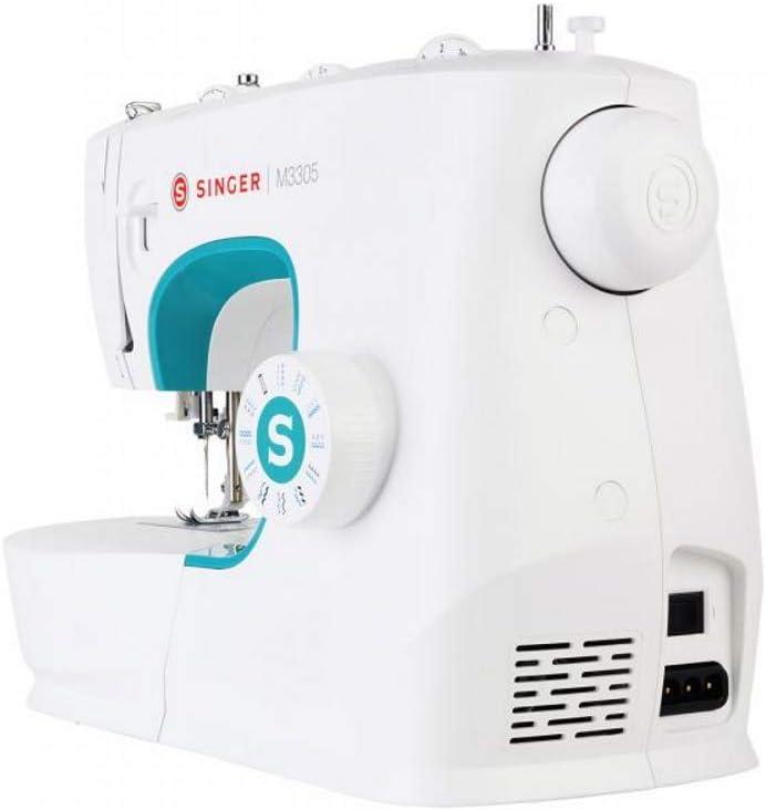 Singer M3305 máquina de Coser: Amazon.es: Electrónica